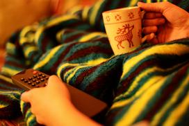 Cosy blanket image
