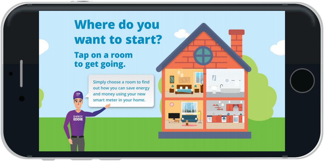 Energy Saving Trust smart meter app
