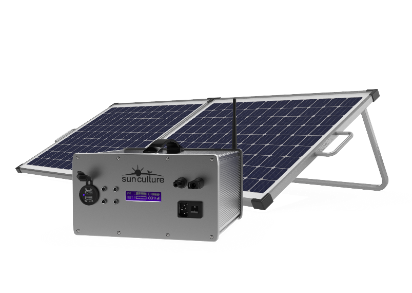 Solar Water Pump - RainMaker