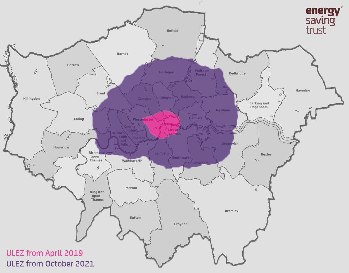 Ultra Low Emission Zone - London