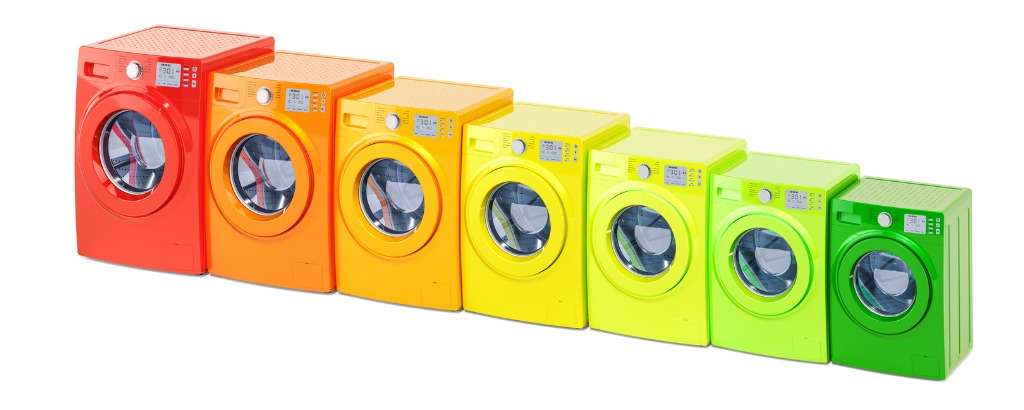 machines à laver écoénergétiques