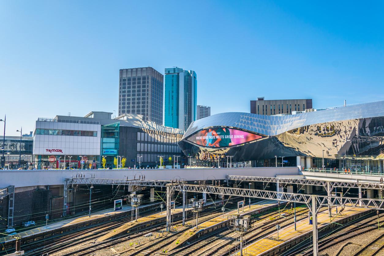 New Street Station Birmingham