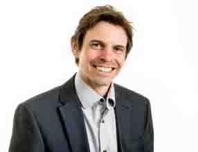 Stewart Muir from Energy Saving Trust