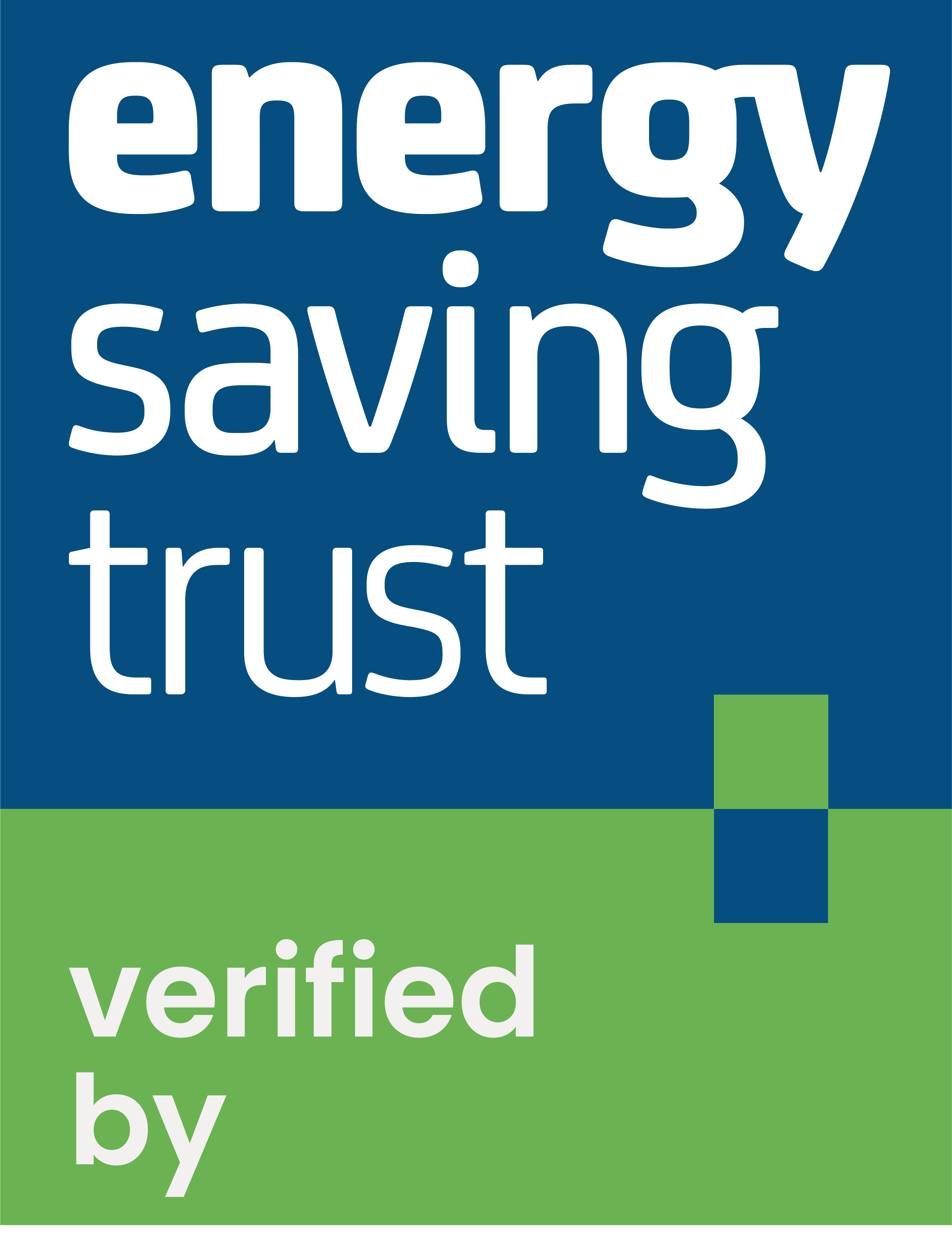 verified by Energy Saving Trust