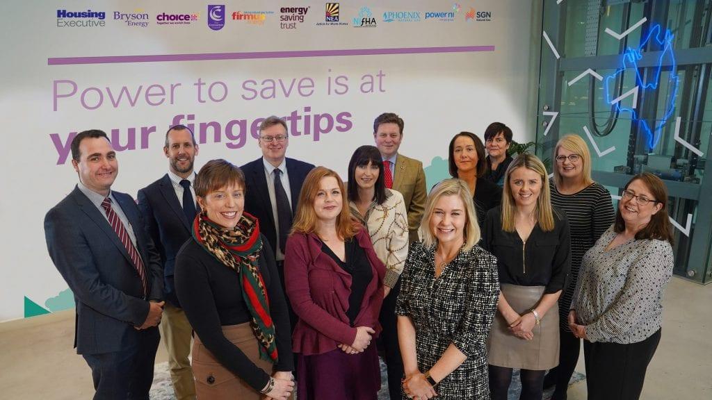 Northern Ireland Energy Saving Week stakeholders
