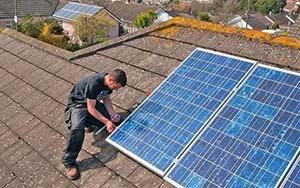 Rain powered solar panels - the telegraph