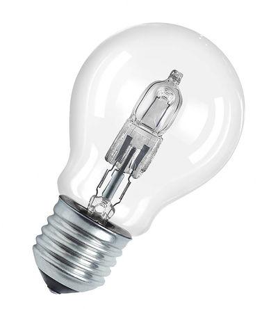 Halogen GLS lightbulb