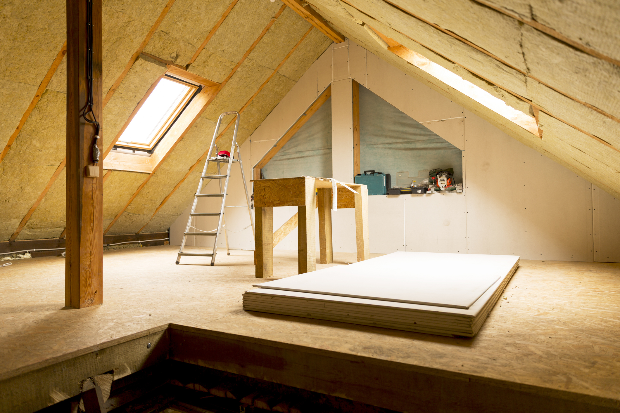 Roof And Loft Insulation Guide Energy Saving Trust
