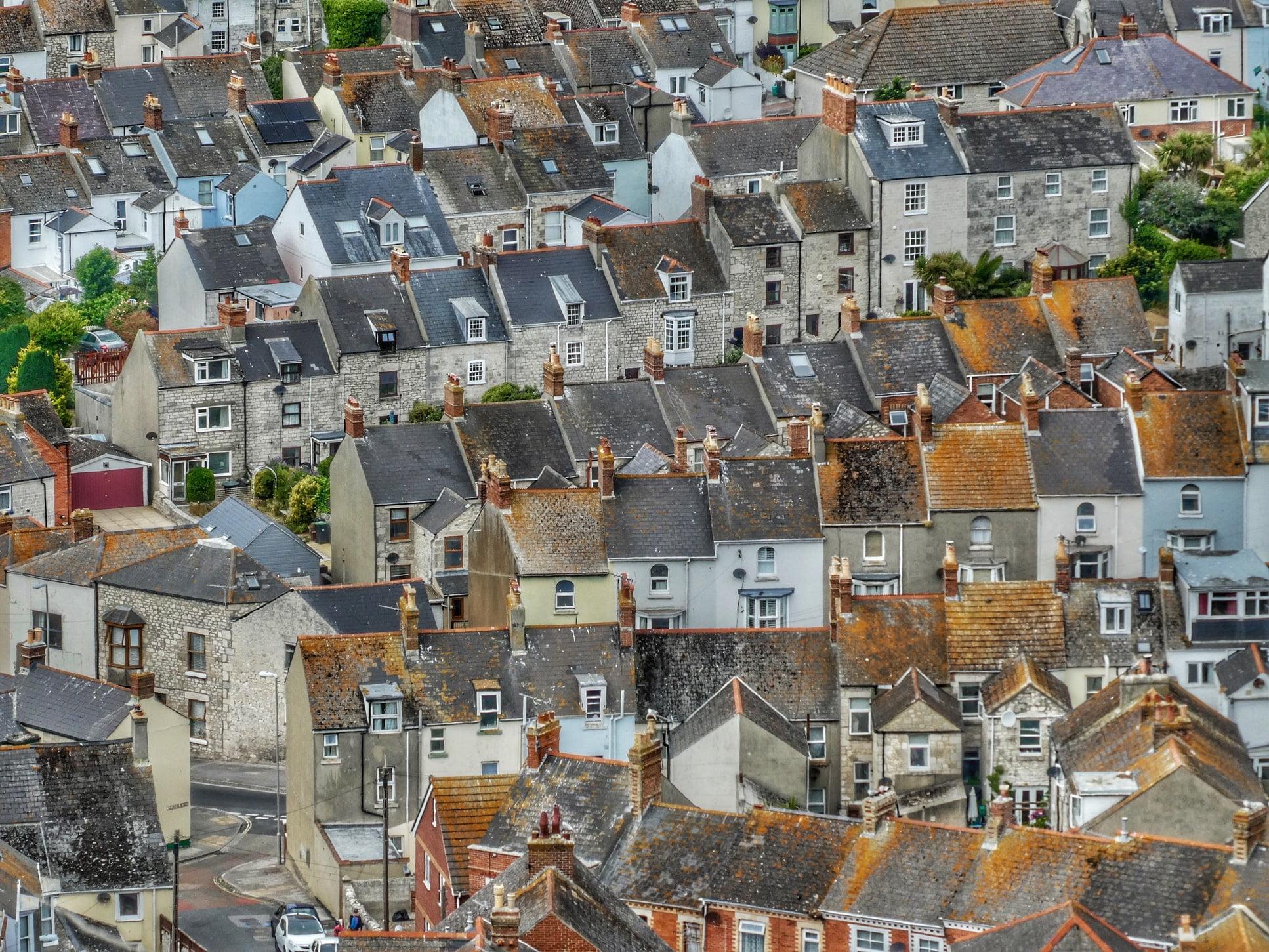 varied homes